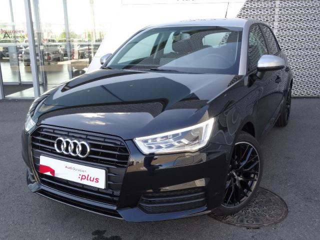 voiture occasion audi a1 1 4 tdi 90ch ultra midnight series 2018 diesel 28630 nogent le phaye. Black Bedroom Furniture Sets. Home Design Ideas