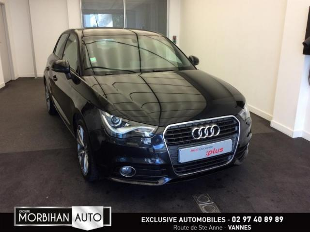 voiture occasion audi a1 1 4 tfsi 122ch ambition luxe s tronic 7 5 places 2012 essence 56000. Black Bedroom Furniture Sets. Home Design Ideas