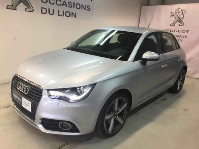 voiture occasion audi a1 1 4 tfsi 122ch ambition s tronic. Black Bedroom Furniture Sets. Home Design Ideas