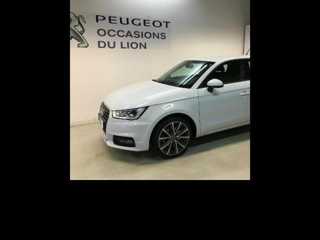 voiture occasion audi a1 1 6 tdi 116ch ambition luxe s tronic 7 2016 diesel 14000 caen calvados. Black Bedroom Furniture Sets. Home Design Ideas