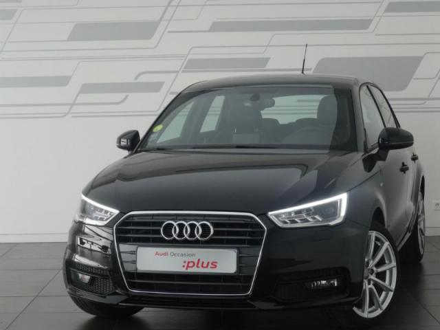 voiture occasion audi a1 1 6 tdi 116ch s line 2016 diesel. Black Bedroom Furniture Sets. Home Design Ideas