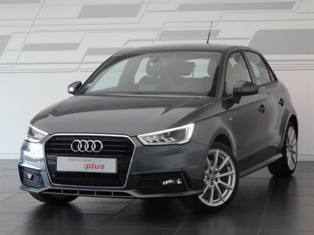 voiture occasion audi a1 1 6 tdi 116ch s line 2017 diesel. Black Bedroom Furniture Sets. Home Design Ideas