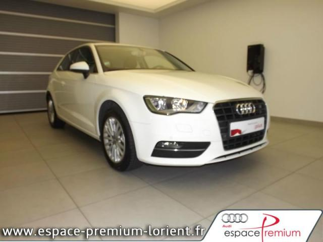 voiture occasion audi a3 1 4 tfsi 122ch ambiente 3p 2013. Black Bedroom Furniture Sets. Home Design Ideas