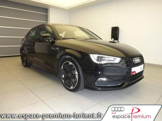 voiture occasion audi a3 2 0 tdi 150ch fap s line 2014. Black Bedroom Furniture Sets. Home Design Ideas