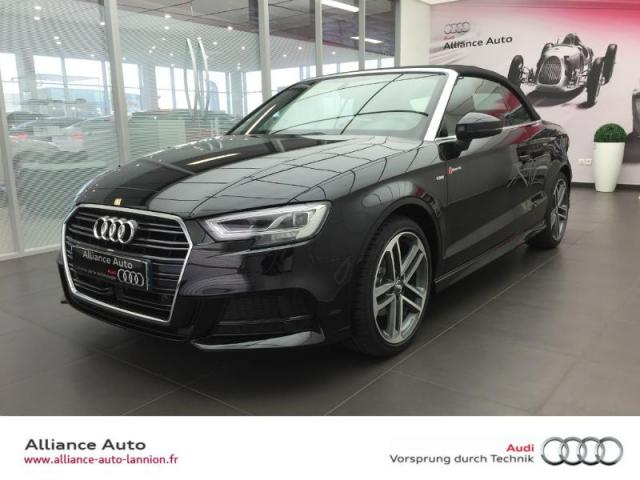voiture occasion audi a3 2 0 tdi 150ch design luxe s tronic 6 2016 diesel 22300 lannion c tes d. Black Bedroom Furniture Sets. Home Design Ideas
