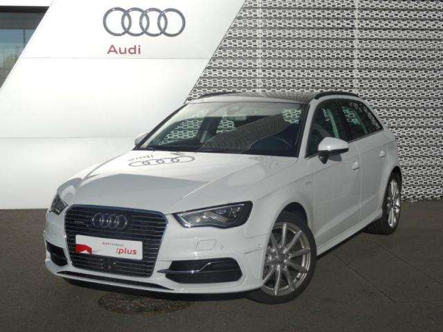 voiture occasion audi a3 sportback 1 4 tfsi 204ch e tron ambition luxe s tronic 6 2016 hybride. Black Bedroom Furniture Sets. Home Design Ideas