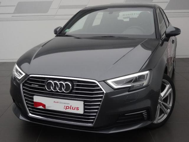 voiture occasion audi a3 sportback 1 4 tfsi 204ch e tron s line s tronic 6 2017 hybride 28630. Black Bedroom Furniture Sets. Home Design Ideas