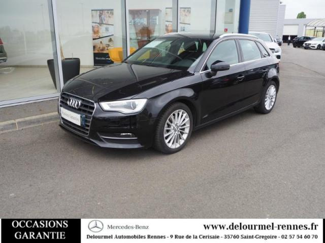 voiture occasion audi a3 sportback 1 6 tdi 105ch fap ambiente s tronic 7 2014 diesel 35760 saint. Black Bedroom Furniture Sets. Home Design Ideas
