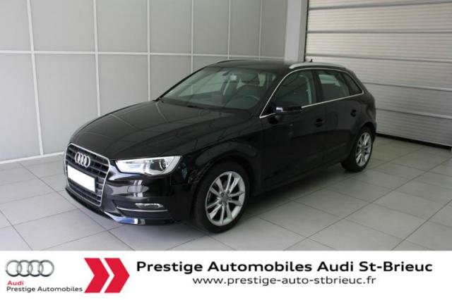 Voiture occasion audi a3 sportback 1 6 tdi 110 fap for Garage automobile saint brieuc