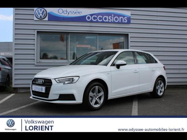voiture occasion audi a3 sportback 1 6 tdi 110ch business. Black Bedroom Furniture Sets. Home Design Ideas