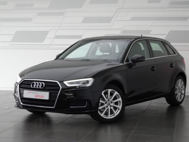 voiture occasion audi a3 sportback 1 6 tdi 110ch design. Black Bedroom Furniture Sets. Home Design Ideas