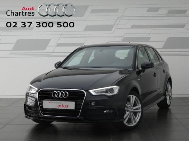 voiture occasion audi a3 sportback 1 6 tdi 110ch fap s line 2016 diesel 28630 nogent le phaye. Black Bedroom Furniture Sets. Home Design Ideas