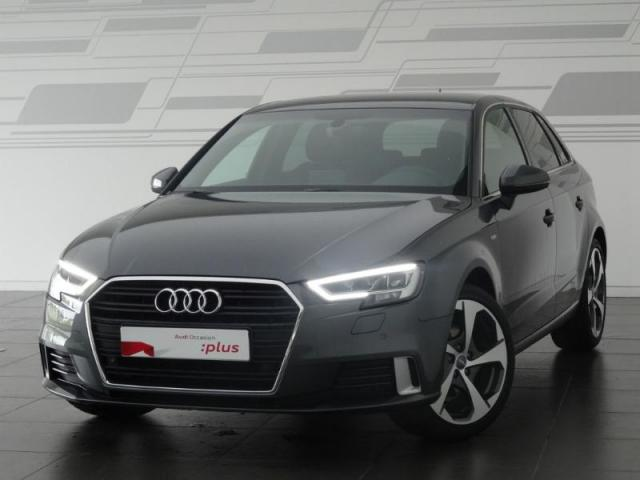 voiture occasion audi a3 sportback 1 6 tdi 116ch s line s tronic 7 2017 diesel 28630 nogent le. Black Bedroom Furniture Sets. Home Design Ideas