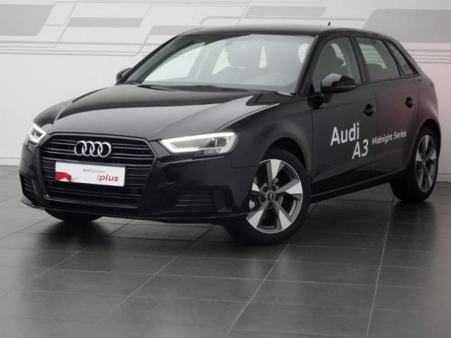 voiture occasion audi a3 sportback 1 6 tdi 116ch sport 2018 diesel 28630 nogent le phaye eure et. Black Bedroom Furniture Sets. Home Design Ideas