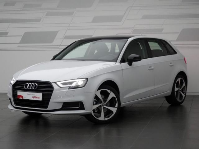 voiture occasion audi a3 sportback 2 0 tdi 150ch design luxe s tronic 7 2017 diesel 28630 nogent. Black Bedroom Furniture Sets. Home Design Ideas