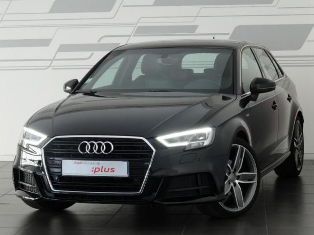 voiture occasion audi a3 sportback 2 0 tdi 150ch s line s tronic 6 2016 diesel 28630 nogent le. Black Bedroom Furniture Sets. Home Design Ideas