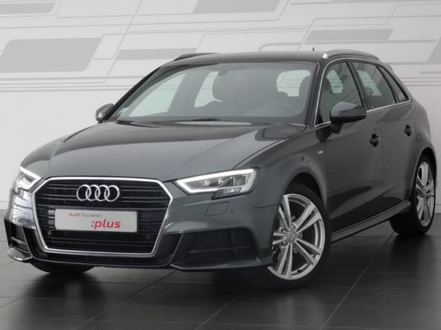 voiture occasion audi a3 sportback 2 0 tdi 150ch s line s tronic 6 2017 diesel 28630 nogent le. Black Bedroom Furniture Sets. Home Design Ideas