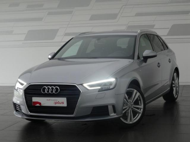 voiture occasion audi a3 sportback 2 0 tdi 150ch s line s tronic 7 2017 diesel 28630 nogent le. Black Bedroom Furniture Sets. Home Design Ideas