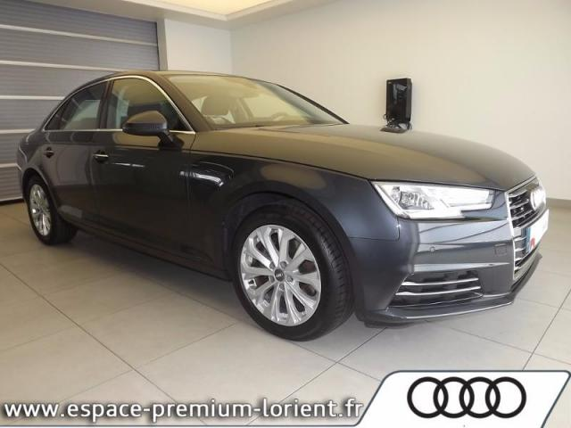 voiture occasion audi a4 2 0 tdi 150ch design 2016 diesel. Black Bedroom Furniture Sets. Home Design Ideas