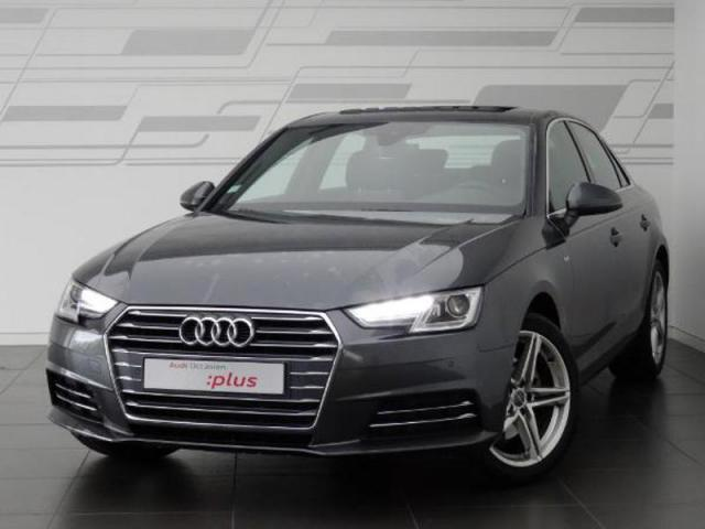 voiture occasion audi a4 2 0 tdi 150ch s line s tronic 7 2016 diesel 28630 nogent le phaye eure. Black Bedroom Furniture Sets. Home Design Ideas
