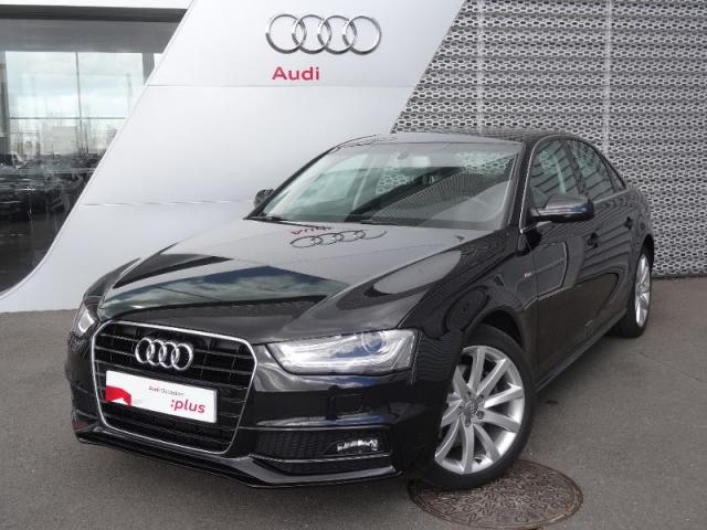 voiture occasion audi a4 2 0 tdi 190ch clean diesel dpf ambition luxe quattro s tronic 7 euro6. Black Bedroom Furniture Sets. Home Design Ideas