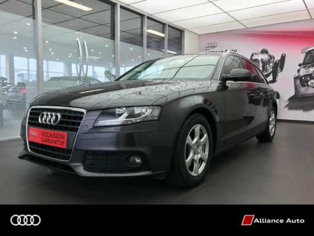 voiture occasion audi a4 avant 2 0 tdi 136ch dpf business line 2010 diesel 22300 lannion c tes d. Black Bedroom Furniture Sets. Home Design Ideas