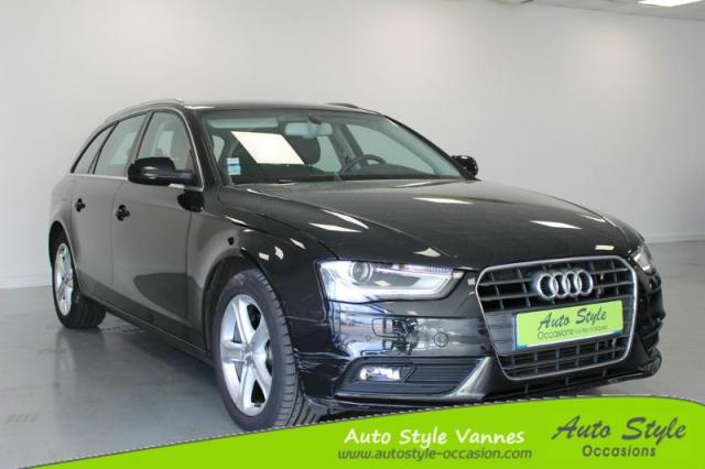 voiture occasion audi a4 avant 2 0 tdi 143ch dpf ambition luxe multitronic 2013 diesel 56450. Black Bedroom Furniture Sets. Home Design Ideas