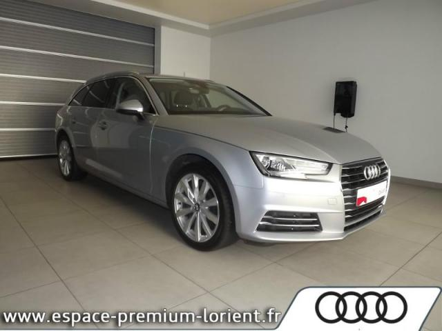 voiture occasion audi a4 avant 2 0 tdi 150ch design luxe