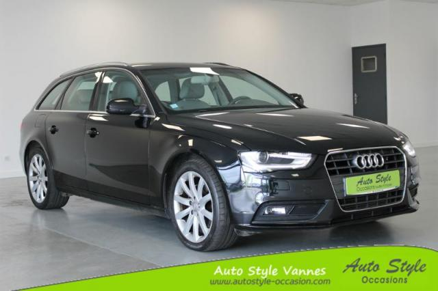 voiture occasion audi a4 avant 2 0 tdi 150ch dpf ambition. Black Bedroom Furniture Sets. Home Design Ideas