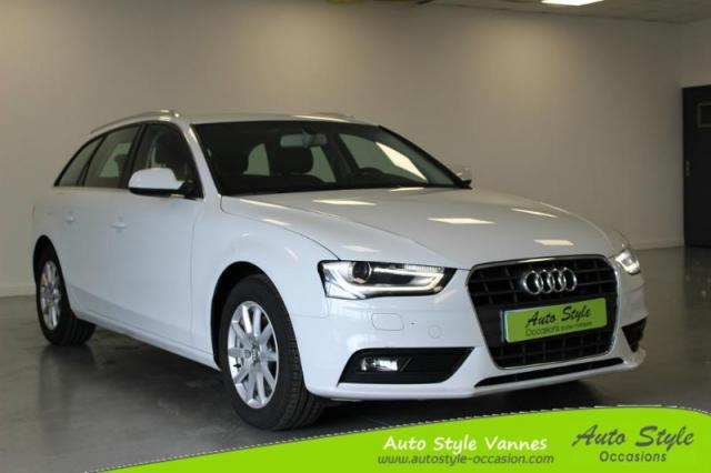 voiture occasion audi a4 avant 2 0 tdi 150ch dpf business line 2014 diesel 56450 theix morbihan. Black Bedroom Furniture Sets. Home Design Ideas