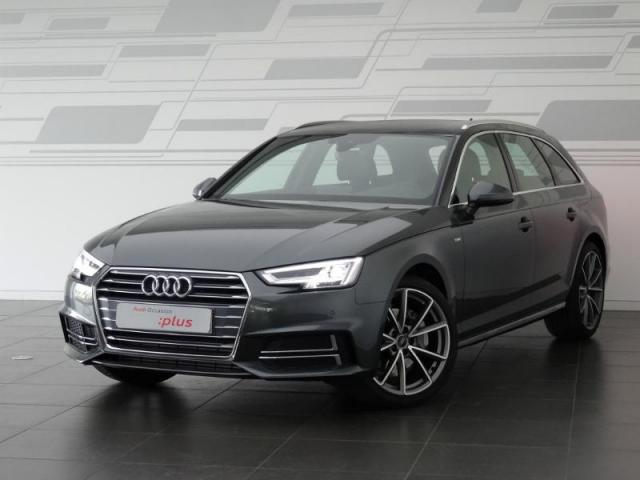 voiture occasion audi a4 avant 3 0 v6 tdi 218ch s line s tronic 7 2016 diesel 28630 nogent le. Black Bedroom Furniture Sets. Home Design Ideas