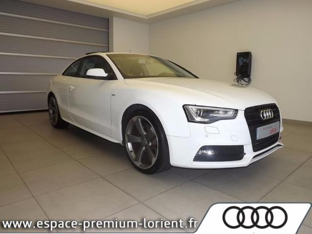 voiture occasion audi a5 2 0 tdi 177ch ambition luxe 2014. Black Bedroom Furniture Sets. Home Design Ideas