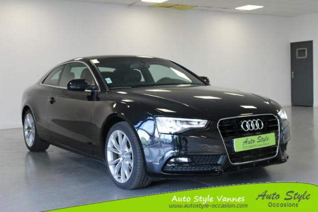 voiture occasion audi a5 3 0 v6 tdi 204ch ambition luxe multitronic 2011 diesel 56450 theix. Black Bedroom Furniture Sets. Home Design Ideas