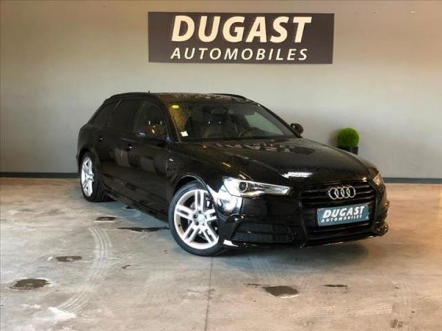 voiture occasion audi a6 avant 2 0 tdi 150ch ultra s line s tronic 7 2015 diesel 56890 plescop. Black Bedroom Furniture Sets. Home Design Ideas