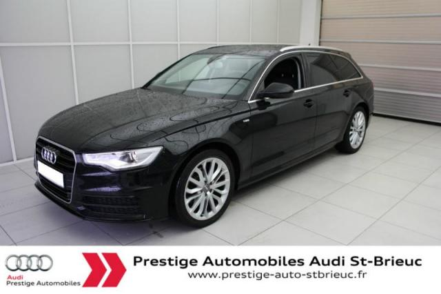 Voiture occasion audi a6 avant 2 0 tdi 190ch ultra for Garage automobile saint brieuc