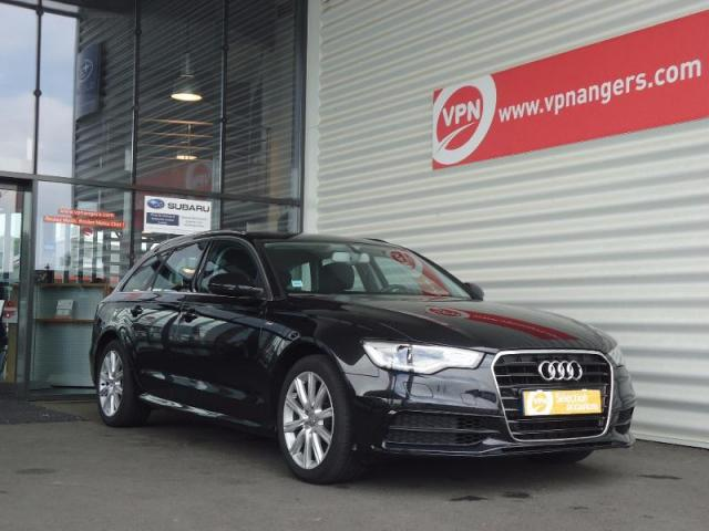 voiture occasion audi a6 avant 2 0 tdi 190chambition luxe. Black Bedroom Furniture Sets. Home Design Ideas