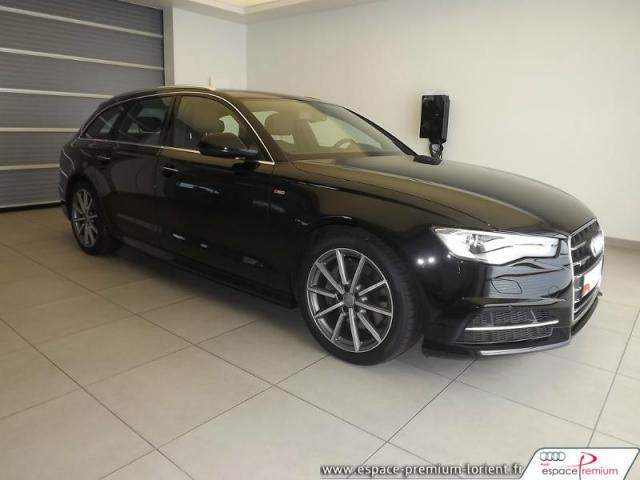 voiture occasion audi a6 avant 3 0 v6 tdi 272ch s line quattro s tronic 7 2017 diesel 56600. Black Bedroom Furniture Sets. Home Design Ideas