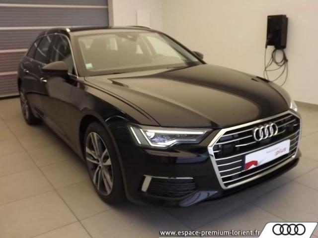 voiture occasion audi a6 avant 40 tdi 204ch avus s tronic 7 2018 diesel 56600 lanester morbihan. Black Bedroom Furniture Sets. Home Design Ideas