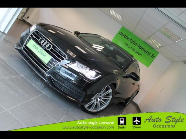 voiture occasion audi a7 3 0 v6 bitdi 313ch avus quattro tiptronic 2014 diesel 56600 lanester. Black Bedroom Furniture Sets. Home Design Ideas
