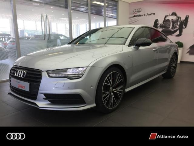 voiture occasion audi a7 3 0 v6 bitdi 326ch comp tition quattro tiptronic 2015 diesel 22300. Black Bedroom Furniture Sets. Home Design Ideas
