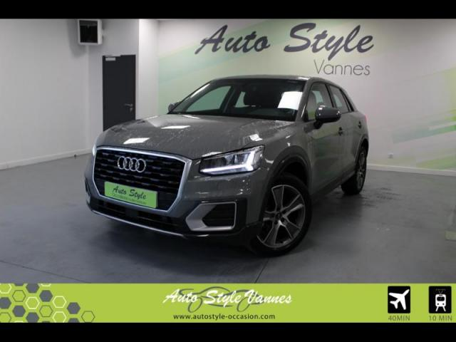 voiture occasion audi q2 1 4 tfsi 150ch cod design s tronic 7 2018 essence 56450 theix morbihan. Black Bedroom Furniture Sets. Home Design Ideas