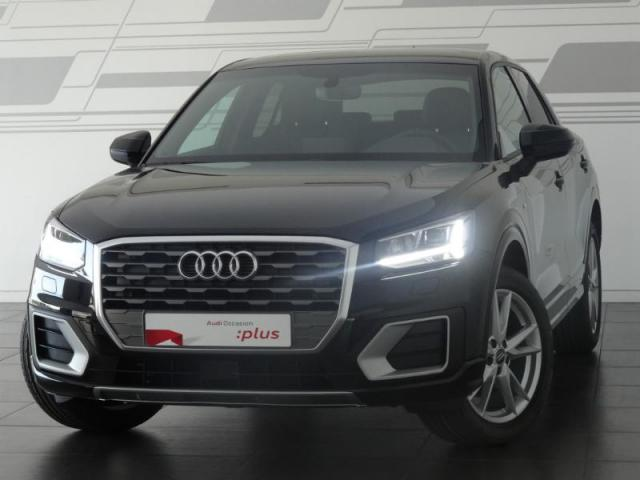 voiture occasion audi q2 1 6 tdi 116ch s line 2017 diesel. Black Bedroom Furniture Sets. Home Design Ideas