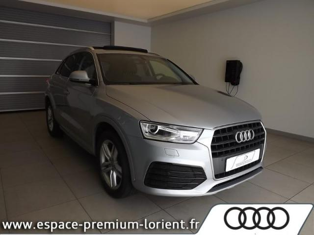 voiture occasion audi q3 1 4 tfsi 150ch cod ambition luxe s tronic 6 2017 essence 56600 lanester. Black Bedroom Furniture Sets. Home Design Ideas