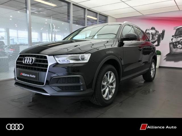 voiture occasion audi q3 1 4 tfsi 150ch ultra cod ambiente 2017 essence 22300 lannion c tes d. Black Bedroom Furniture Sets. Home Design Ideas