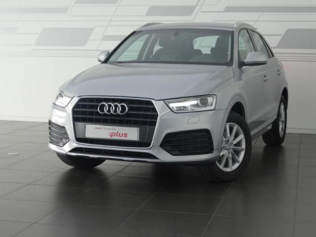 voiture occasion audi q3 2 0 tdi 120ch ambiente s tronic 7 2017 diesel 28630 nogent le phaye. Black Bedroom Furniture Sets. Home Design Ideas