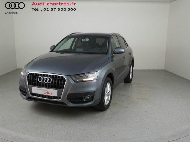 voiture occasion audi q3 2 0 tdi 140ch ambiente 2014. Black Bedroom Furniture Sets. Home Design Ideas