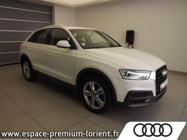 voiture occasion audi q3 2 0 tdi 150ch ambiente quattro 2015 diesel 56600 lanester morbihan. Black Bedroom Furniture Sets. Home Design Ideas