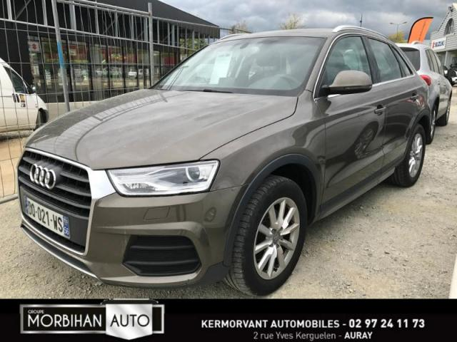 voiture occasion audi q3 2 0 tdi 150ch ultra ambiente 2015 diesel 56400 auray morbihan. Black Bedroom Furniture Sets. Home Design Ideas