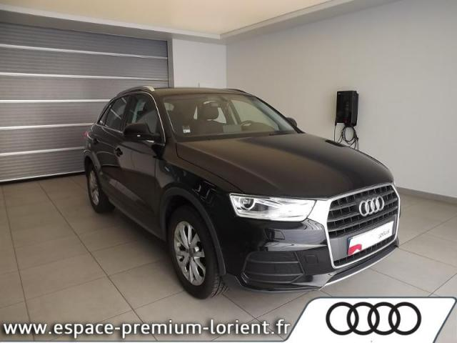 voiture occasion audi q3 2 0 tdi 150ch ultra ambiente 2016 diesel 56600 lanester morbihan. Black Bedroom Furniture Sets. Home Design Ideas