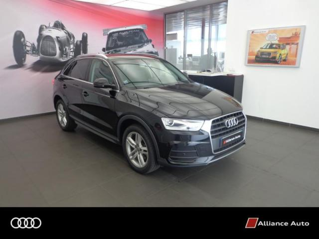 voiture occasion audi q3 2 0 tdi 150ch ultra ambition luxe. Black Bedroom Furniture Sets. Home Design Ideas